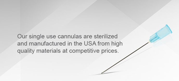 Disposable Cannulas
